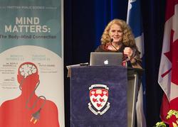 Évènement  à l'Université McGill