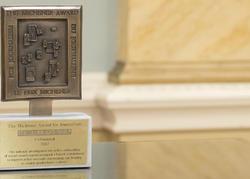 Cérémonie Prix Michener
