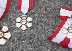 Investiture de l'Ordre du Canada