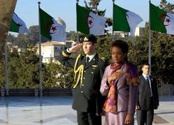 Visite d'État en Algérie
