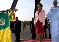 Visite d'État au Mali