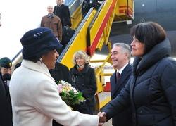 Visite d'État en Slovaquie