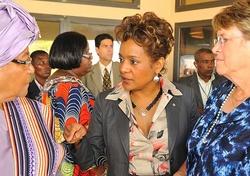 Colloque au Liberia