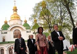 Visite en Ukraine