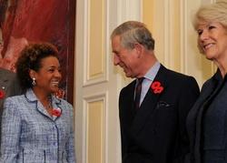 Leurs Altesses Royales à Rideau Hall