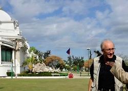 Palais national à Port-au-Prince