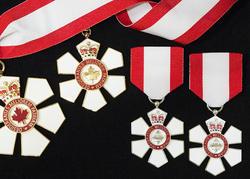 Cérémonie d'investiture de l'Ordre du Canada