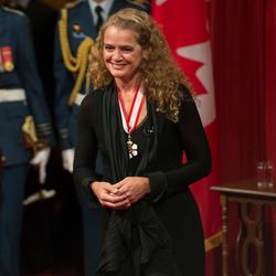 Gouverneure générale Julie Payette
