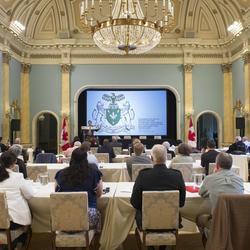 Le Symposium sur les distinctions honorifiques et l'héraldique 2018