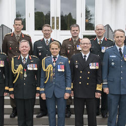 Canadian Armed Forces Council Meeting