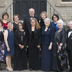 Annual Conference with Provincial Lieutenant Governors and the Territorial Commissioners
