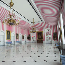 The Tent Room at Rideau Hall