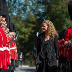 Governor General Julie Payette