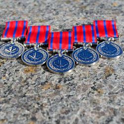 Médaille de la bravoure