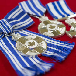 The Meritorious Service Decorations (Civil Division)