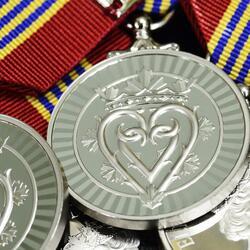 Médaille du souverain pour les bénévoles