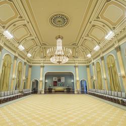 The Ballroom at Rideau Hall