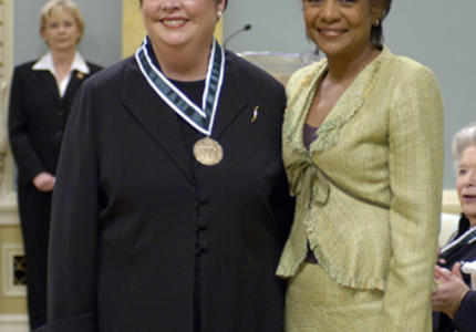 The Governor General's Awards in Commemoration of the Persons Case