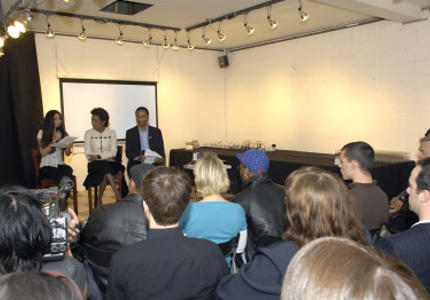 ArtReach Toronto – Discussion with young urban artists