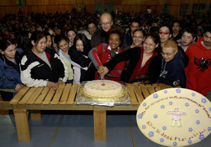 Governor General's official visit to Nunavut, April 17 to 21, 2006