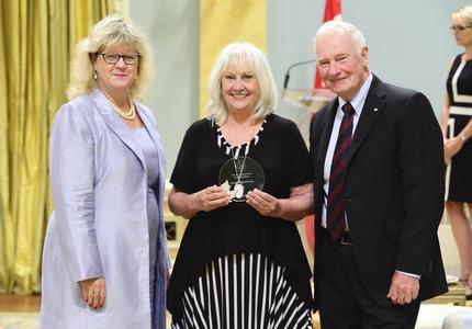 Prix d'excellence de la fonction publique 2015