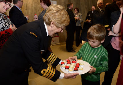 25th Anniversary of the Military Family Services Program