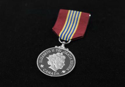 Remise de la Médaille pour les bénévoles