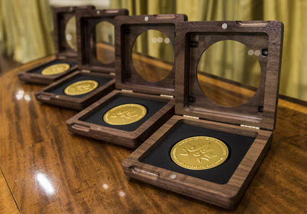 Canadian Institutes of Health Research Gold Leaf Prizes 2016