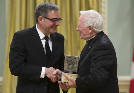 2016 Michener Award