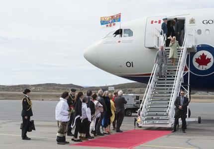 Royal Tour - Visit to Iqaluit