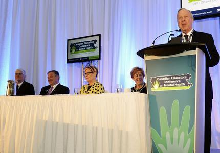 Conférence des éducateurs canadiens sur la santé mentale